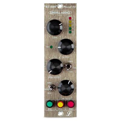 Lindell Audio 6X-500 Front at ZenProAudio.com