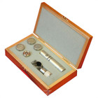 Oktava MK-012 Silver in Wood Box