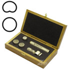Oktava MK-012-02 Silver in Wood Box