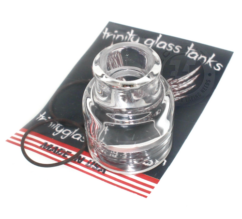 Trinity Competition Glass Cap