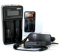 Efest LUC v2 LCD Smart Charger