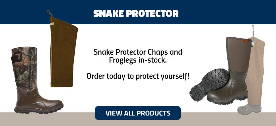 Snake Protector gear