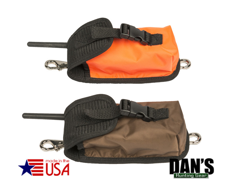 Enclosed Garmin Pouch with Snaps