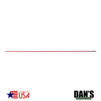 Supratuff Replacement Antenna DC50/T5,10,15 (Red)
