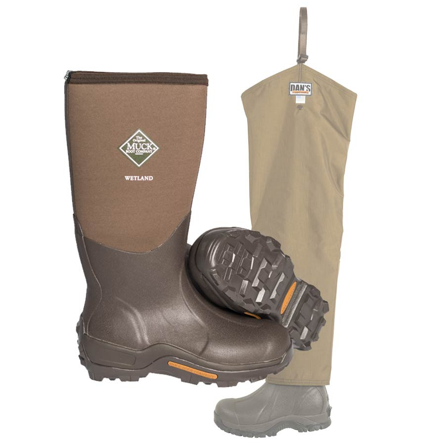 Dan S Five Star Chap With Boots By Dan S Hunting Gear
