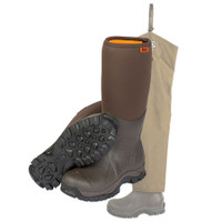Dan's Frogger Boot with  Dan's Brush Buster Chap (1000 Denier) Frogleg