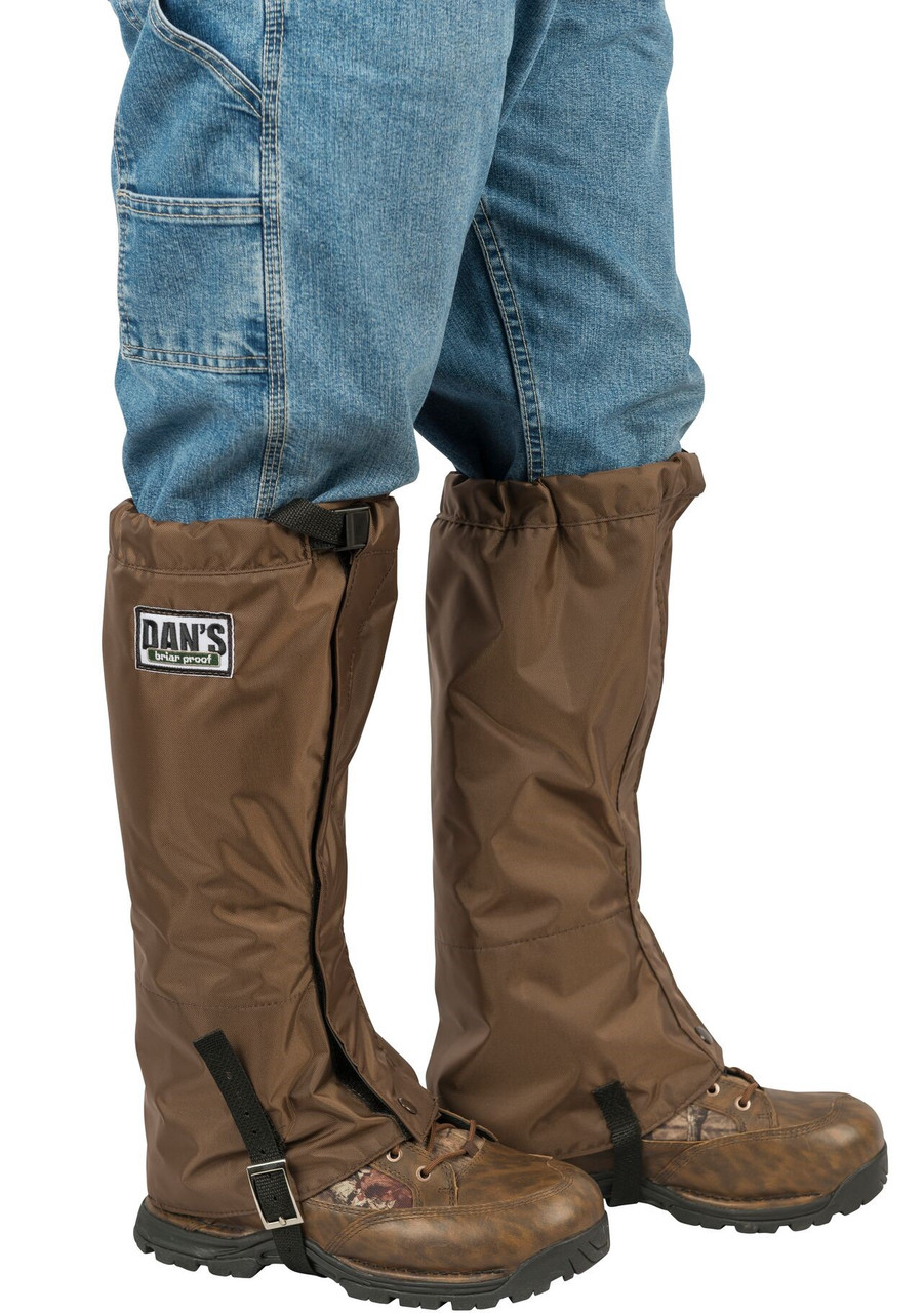 and Waterproof Protector Chaps Made in U.S.A. High-N-Dry Briarproof