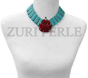 howlite-and-red-coral-rosette-necklace-zuri-perle-handmade-jewelry.jpg