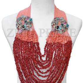 red-and-peach-coral-chip-bead-zuri-perle-handmade-multi-strand-necklace.jpg