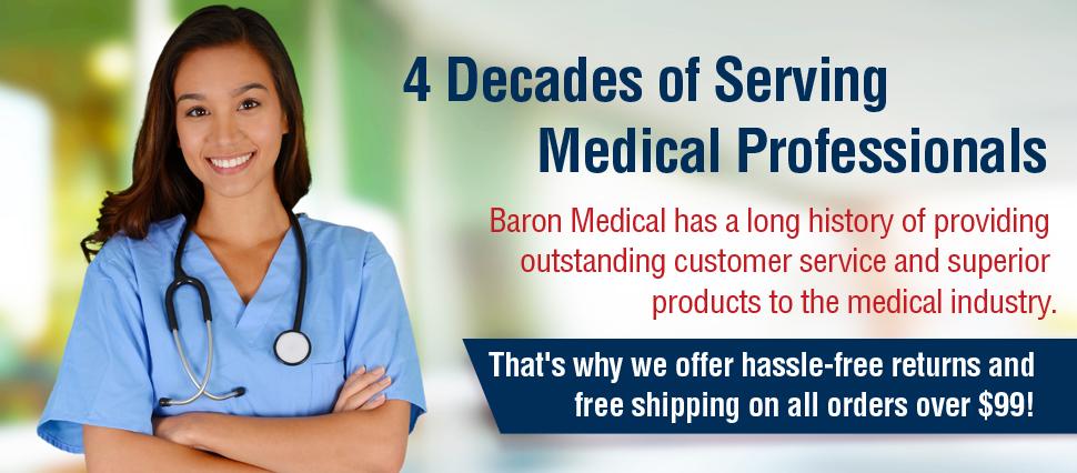 Medical Supplies and Equipment | Baron Medical Supply, Inc
