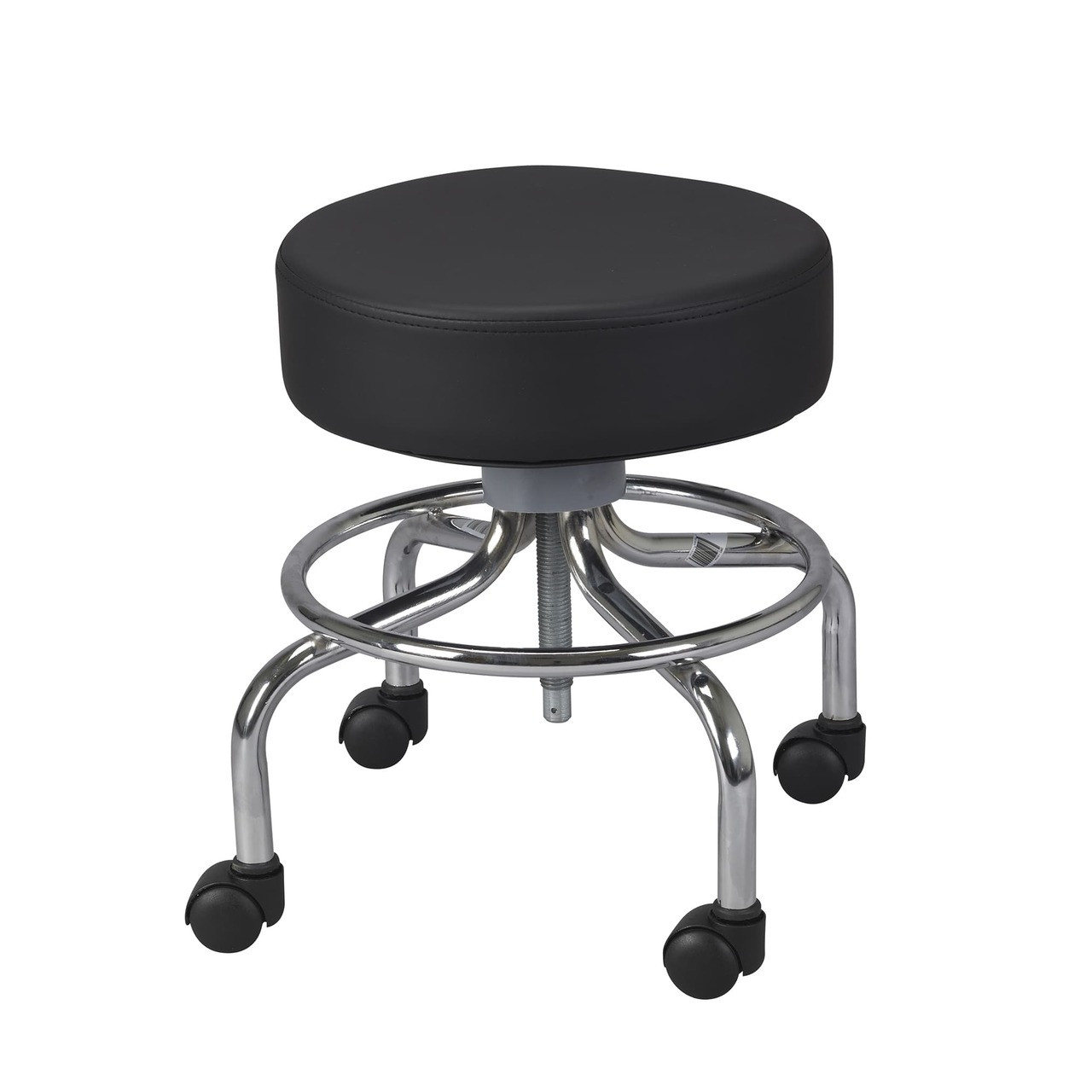 Brilliant Drive Medical Revolving Adjustable Height Stool Onthecornerstone Fun Painted Chair Ideas Images Onthecornerstoneorg