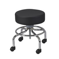 Drive Medical Revolving, Adjustable-Height Stool