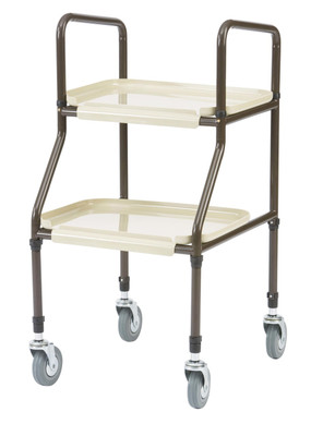 "Drive Medical K. D. Handy Trolley, 4"" Casters"