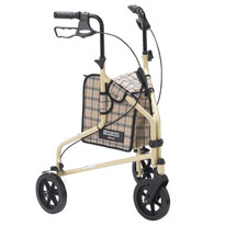 Drive Medical Winnie Lite Supreme/Go Lite 3 Wheel Aluminum Rollator (199)
