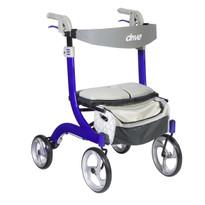 Drive Medical Nitro DLX Rollator RTL10266BL-HS