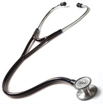 Prestige Medical Clinical Cardiology Stethoscope Model 128-BLK Color Black