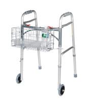 Drive Medical Folding Walker Basket