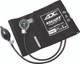 ADC Diagnostix 700 Pocket Aneroid  sphygmomanometer Model 700-13TBK Color Black