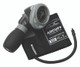 ADC Diagnostix 703 Palm Aneroid  Sphygmomanometer Model ADC703-10SABK Color Black