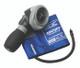 ADC Diagnostix 703 Palm Aneroid  Sphygmomanometer Model ADC703-10SARB Color Royal Blue
