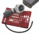 ADC Diagnostix 703 Palm Aneroid Sphygmomanometer Model ADC703-11ABD Color Burgundy