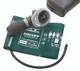 ADC Diagnostix 703 Palm Aneroid Sphygmomanometer Model ADC703-11AOR Color Orange