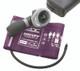ADC Diagnostix 703 Palm Aneroid Sphygmomanometer Model ADC703-11AM Color Magenta