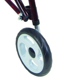 """Drive Medical 9"""" Front Wheels"""