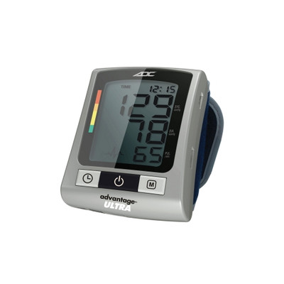 ADC Advantage™ 6016 Advance Wrist Digital BP Monitor 2 Users