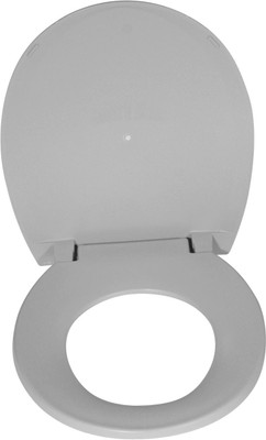 Drive Medical Oversize Oblong Toilet Seat with Lid