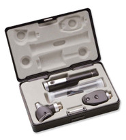 ADC Diagnostix 5110E Single Handel Pocket Otoscope Ophthalmoscope Set