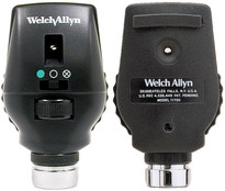 Welch Allyn 3.5 V Coaxial Ophthalmoscope - Head Only