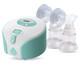 Drive Medical GentleFeed Dual Channel Breast Pump (MQ9120)