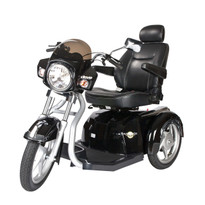 Maverick Executive Three Wheel Power Scooter