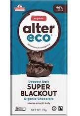 Chocolate Dark  (90%) Super Blackout - 80g