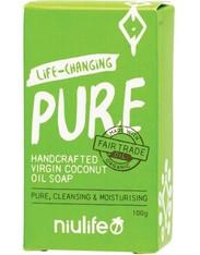 Coconut Oil Soap- Pure