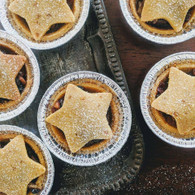 Fruit Mince Pies- Pack of 4