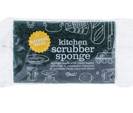 Kitchen Scrubber Sponge (Plant Based)