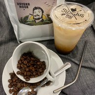 Barrista made Iced Soy Latte- 500mls