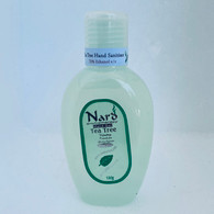 Tea Tree Hand Sanitiser Gel- 120g