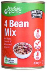 Four Bean Mix - 400g