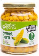 Sweet Corn - 350g Jar
