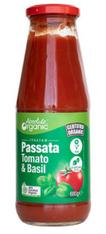 Passata Tomato Puree With Basil- 680g