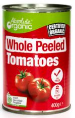 Whole Peeled Tomatoes - 400g