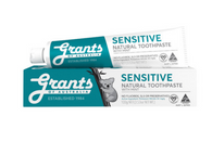 Grants  Natural Toothpaste- Sensitive