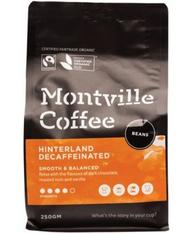 Coffee Espresso Ground -DECAFFEINATED 250g