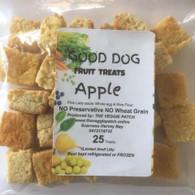 DOG FRUIT TREATS- 25 pack (Veggie Patch)