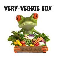 #7 VERY-VEGGIE BOX  *Price increase to add more variety*