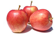 APPLES GALA - 500g  (New Season. Approx 4 apples)