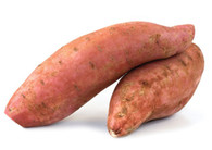 SWEET POTATO - 1kg  *Small/Med Size*